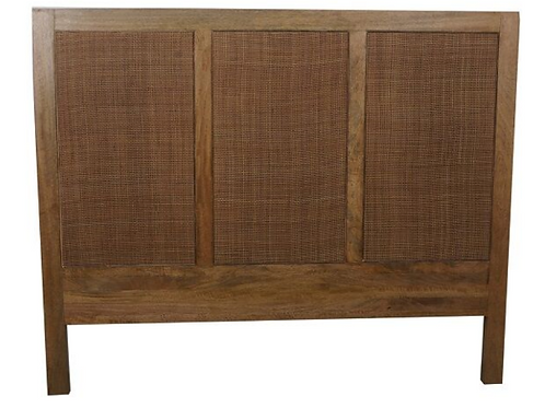 Bahama Rattan Headboard Natural