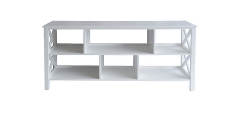 Valley White Shelving Unit