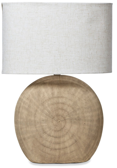 Gale Table Lamp Natural