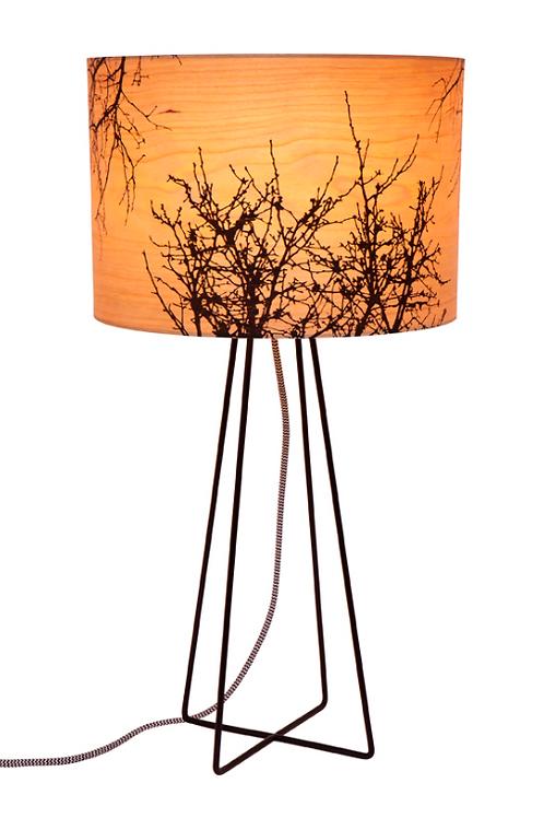 Cherry Lamp 60x28cm