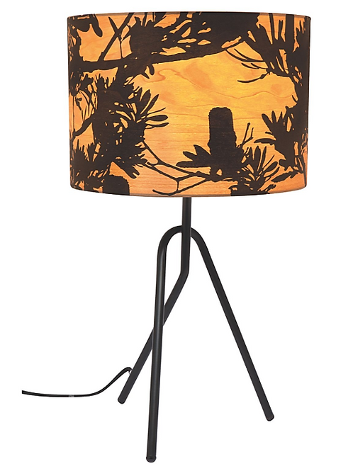 Coastal Banskia Lamp 50x28cm