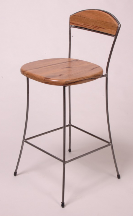 Marri Barstool with back