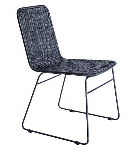 Parkland chair black