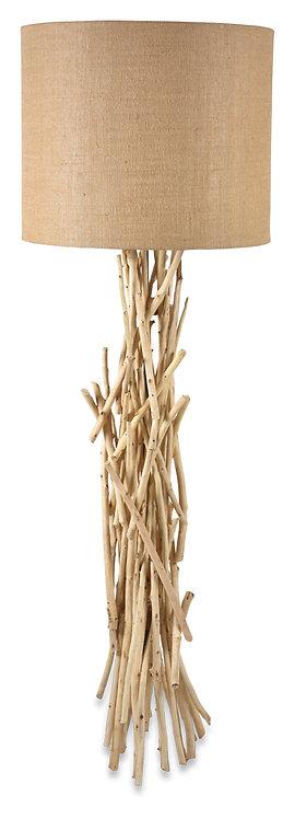 Driftwood Tall Lamp