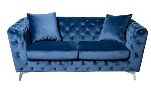 Palace Blue Velvet