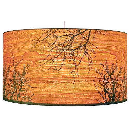 Autumn Drum Shade 50x26cm