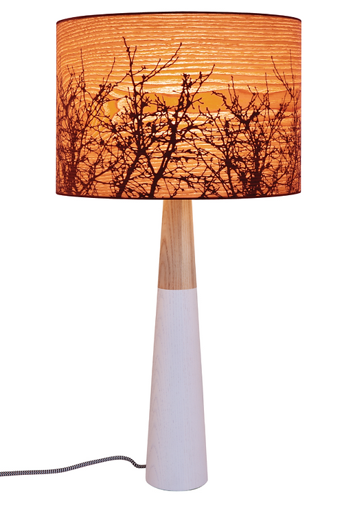 Tall Timber Branches Lamp 28x58cm