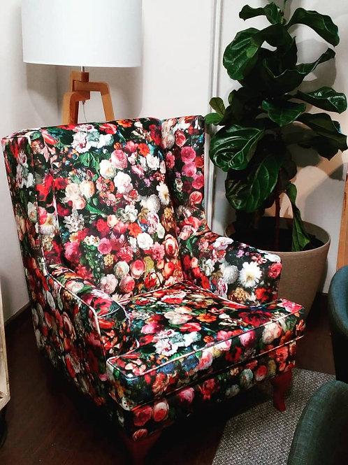 Flower Wingchair