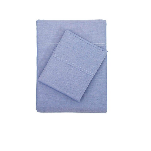 Chantel Sheet Set Blue