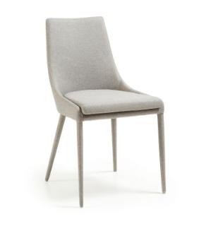 Danial chair light grey