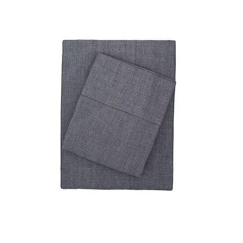 Chantel Sheet Set Charcoal