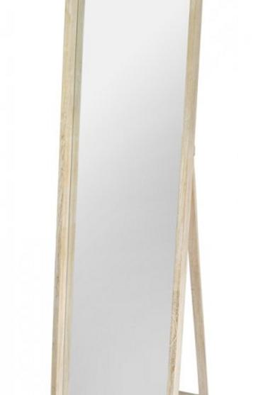 Deep Frame Standing Mirror