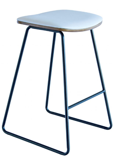 Dane barstool white
