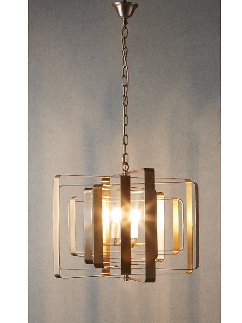 Bronte Ceiling Light Brass