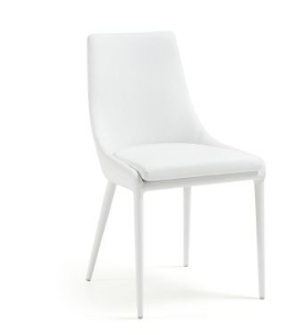 Parkland chair white