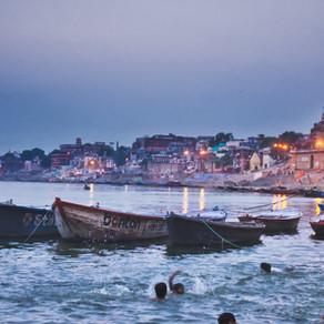 The holy city: Varanasi