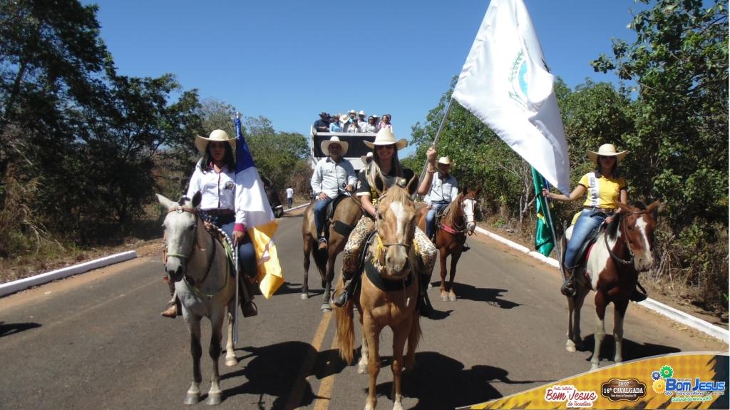 Fotos Cavalgada de Bom Jesus do Tocantins (5)