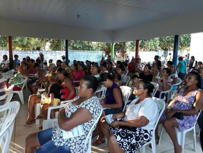 Assistência Social e Saúde e realizaram reunião sobre o CADÚNICO