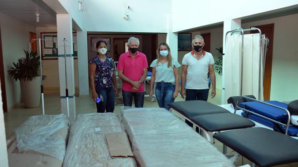 Secretaria de Saúde faz doação de equipamentos à hospitais regionais