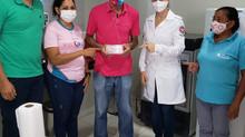 Município recebe as primeiras doses da vacina contra a Covid