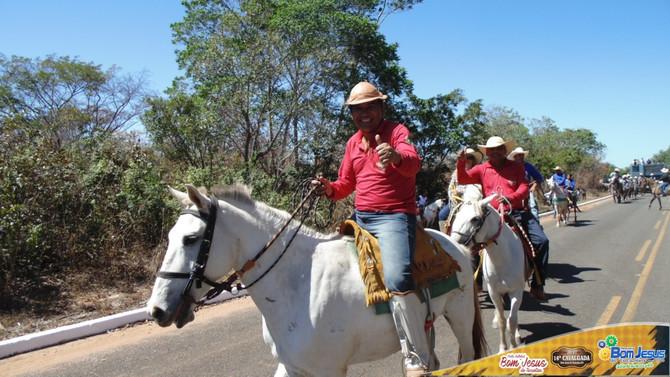 Galeria de fotos 16ª Cavalgada de Bom Jesus do Tocantins