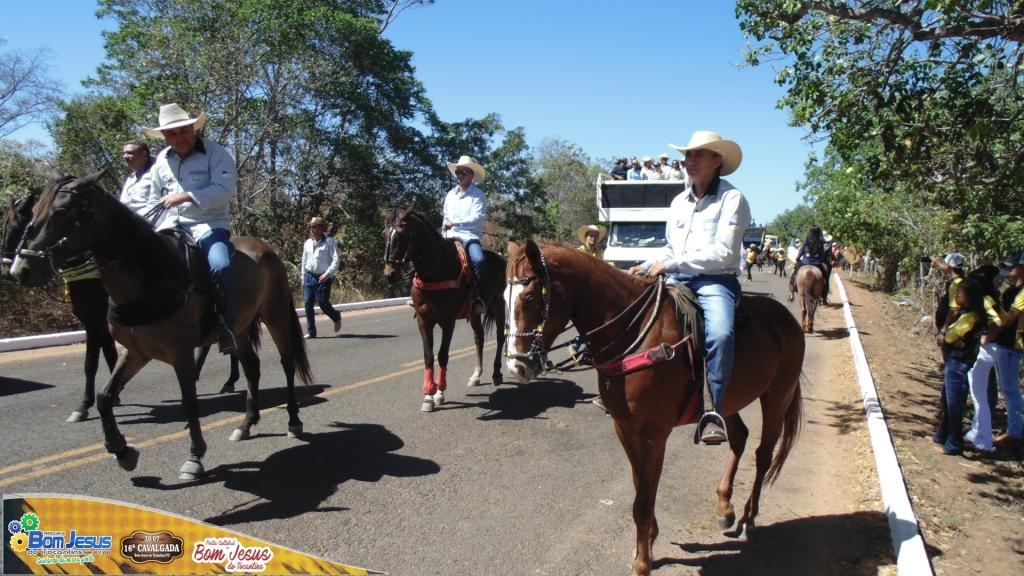 Fotos Cavalgada de Bom Jesus do Tocantins (6)