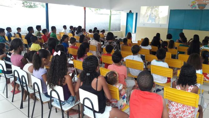 Secretaria de Educação e Cultura apresenta Cine Ama Bom Jesus do Tocantins