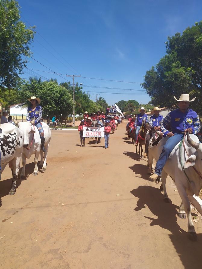 Galeria de fotos da 18ª Cavalgada de Bom Jesus do Tocantins - TO