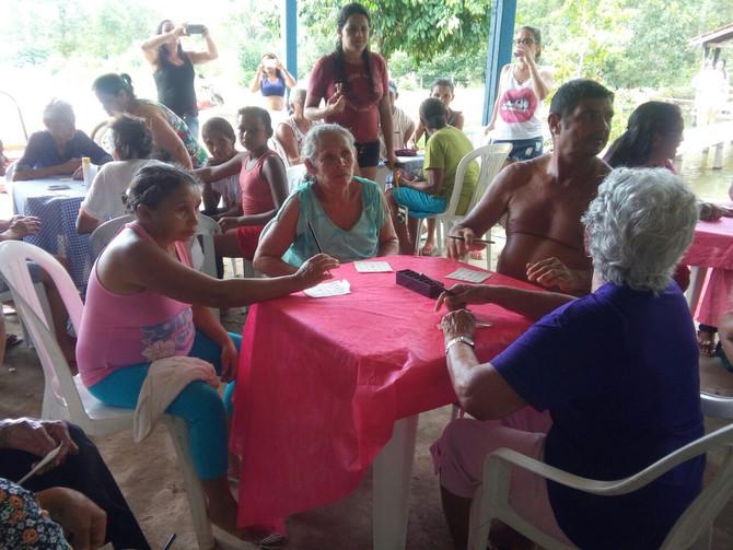 Secretarias de Saúde e Assistência Social promovem Encontro da Melhor Idade