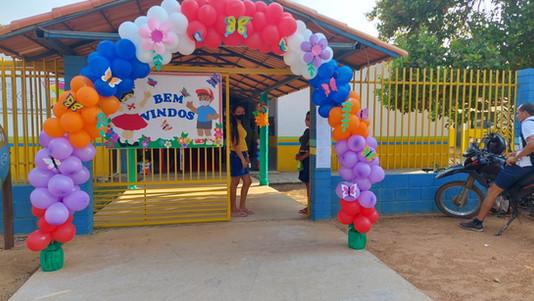 Secretaria de Educação retoma aulas presenciais da rede municipal de ensino