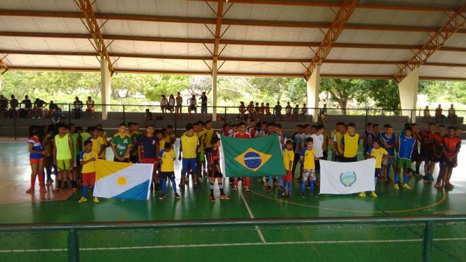 Jogos Interclasse movimentam dia do esporte no município