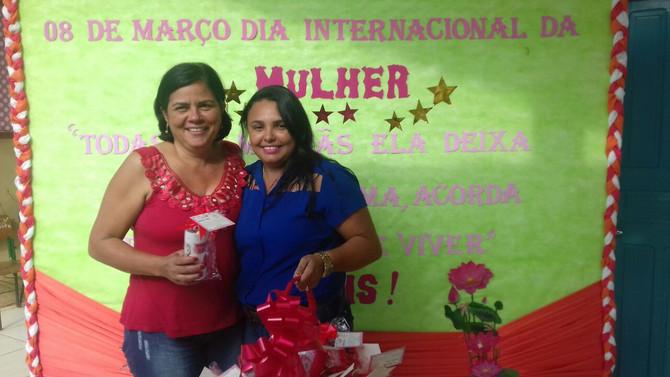 Prefeitura parabeniza servidoras pelo Dia Internacional da Mulher