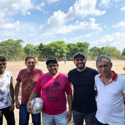Esporte movimenta o final de semana na Zona Rural