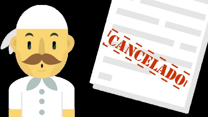 Suspensão e cancelamento de inscrição do MEI inadimplente