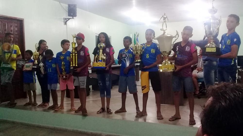 Diretoria de Esportes de Bom Jesus do Tocantins - TO