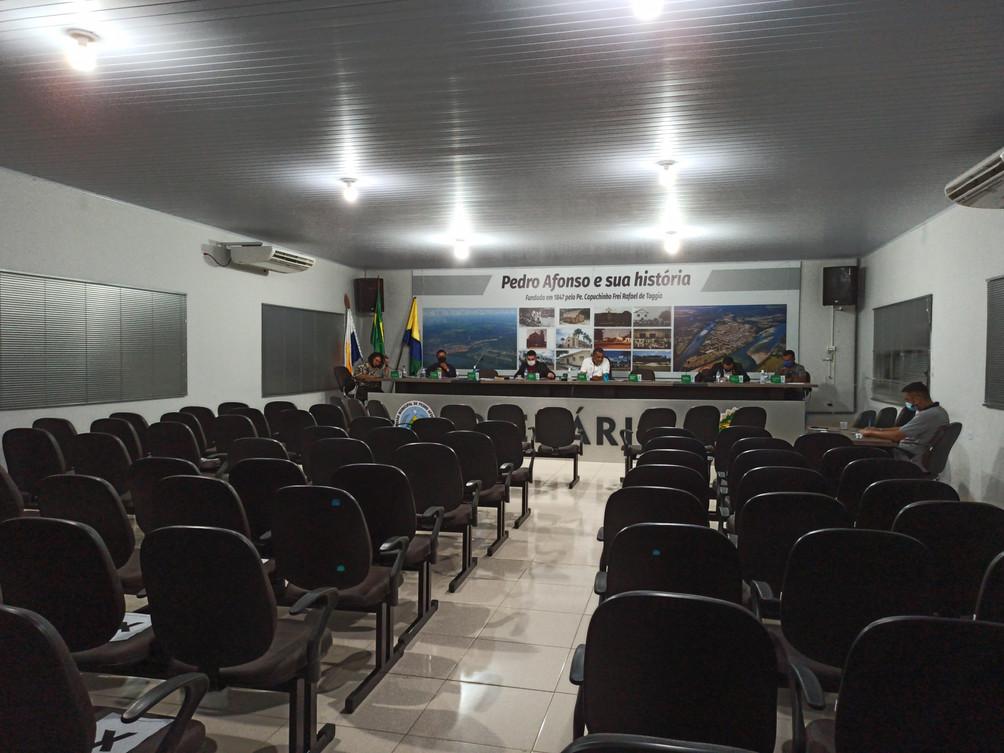 Confira a pauta da Sessão Ordinária do dia 20 de abril