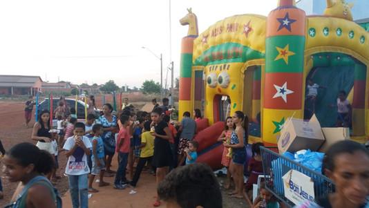 CRAS comemora seu 7º aniversário com muitas atrações para comunidade