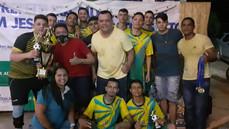 Secretaria Municipal de Esporte, realizou torneio de confraternização entre amigos