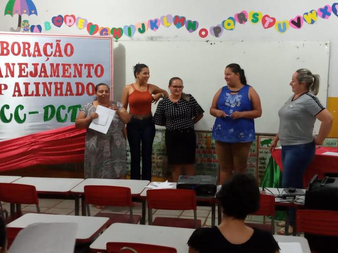 Secretaria de Educação inicia o ano letivo com formação continuada para  professores da rede