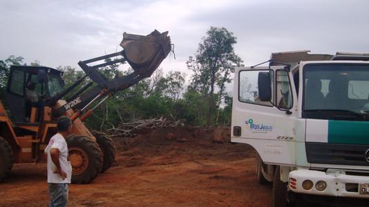 Secretaria de Infraestrutura divulga ações realizadas na Zona Rural do município