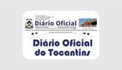 Diário Oficial do Tocantins