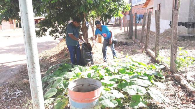 Prefeitura intensifica combate contra Dengue