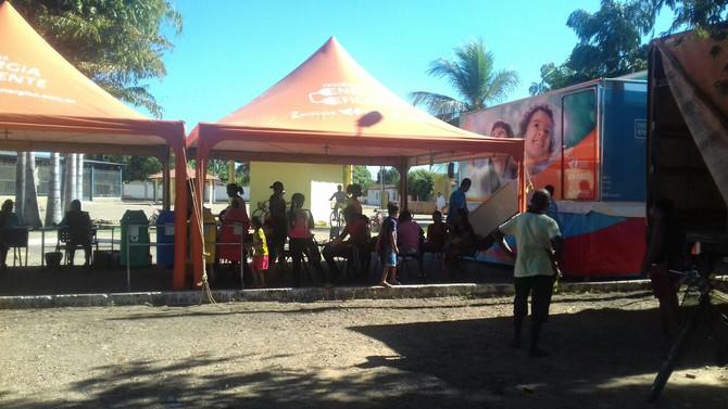 Com apoio da Prefeitura Municipal, Energisa desenvolve Projeto Nossa Energia em Bom Jesus do Tocanti