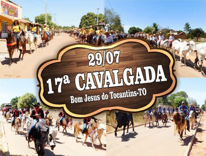 Galeria de Fotos 17ª Cavalgada de Bom Jesus do Tocantins