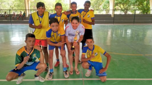 Galeria de fotos torneio municipal de futsal