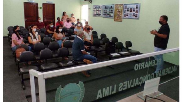 Em parceria com a Legaliza Brasil, prefeitura dá inicio a regularização fundiária em Bom Jesus