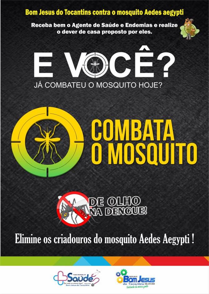 Secretaria de Saúde intensifica Combate ao Aedes Aegypti
