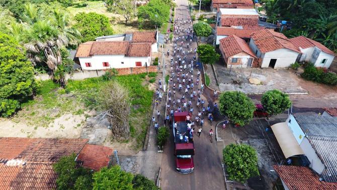 Pedalada e corrida de rua finalizam semana da saúde 2018