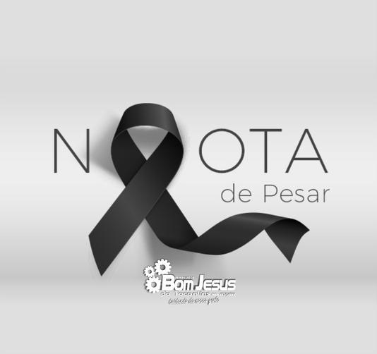 NOTA DE PESAR: Prefeitura decreta luto oficial de três dias