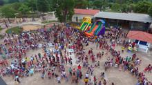 Prefeitura de Bom Jesus promove festa em comemoração ao Dia da Criança